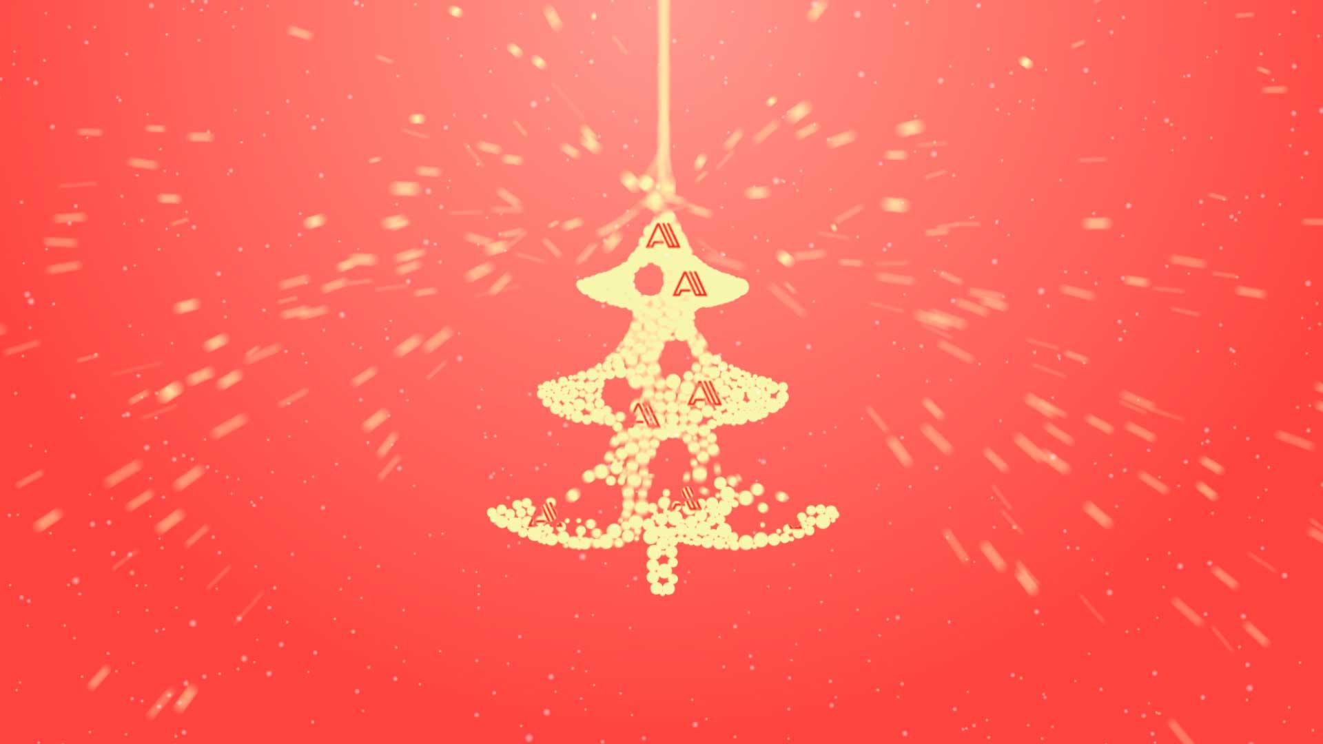 Felicitacion-de-navidad-Árbol-de-Bolas-AL033-animacion-logotipo