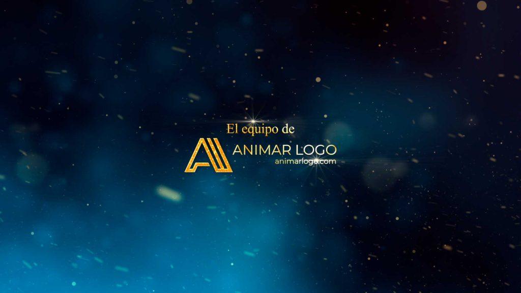 Felicitacion-de-navidad-Qué-es-la-Navidad-AL023-animación-de-logotipo