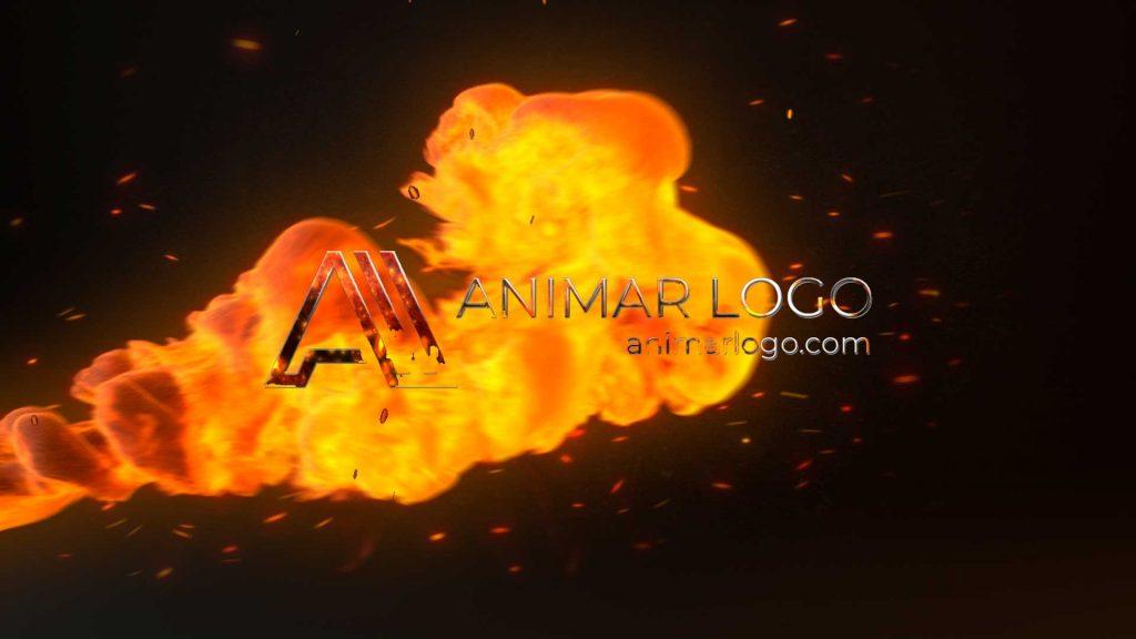 LOGOTIPO-FUEGO-Animaciones-de-logo-con-llamas
