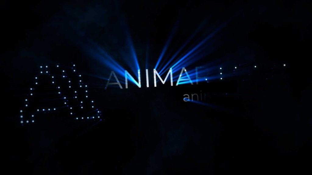 Logo-animado-Focos-de-Luz-AL301-animacion-logotipo-intro para Youtube
