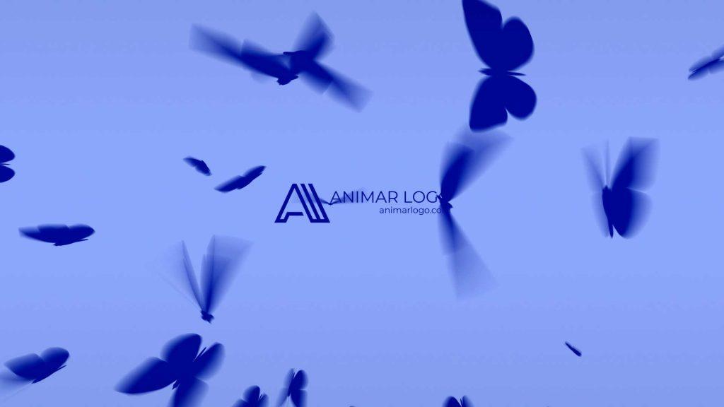 Logo-animado-Mariposas-2D-AL220-animacion-logotipo