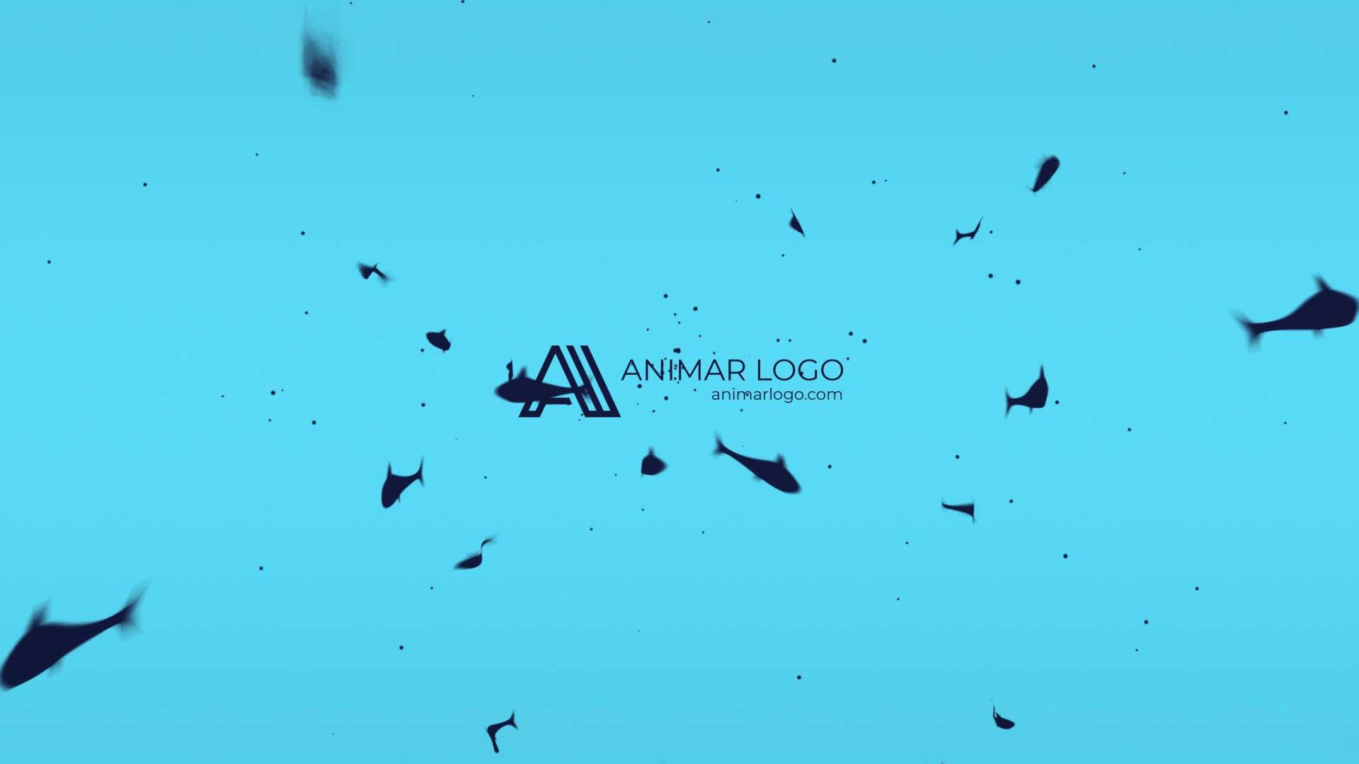 Logo-animado-Peces-2D-AL222-animacion-logotipo