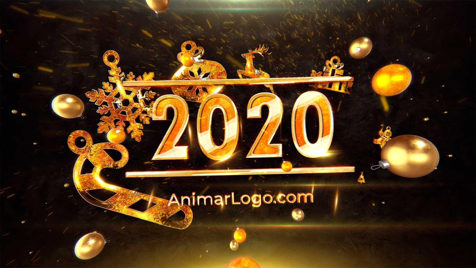 Felicitación-de-Navidad-Feliz-2020-AL052-animacion-logotipo